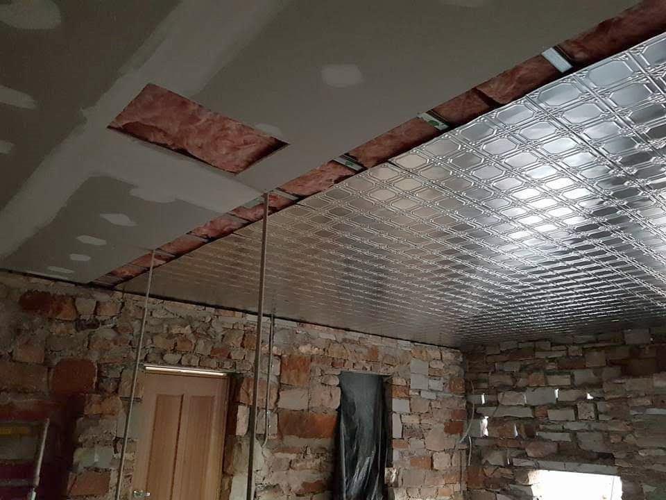 Laidley Design Ceiling