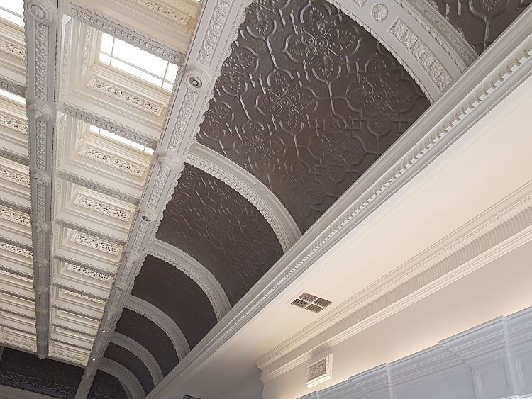 Newington Design Ceiling Inserts