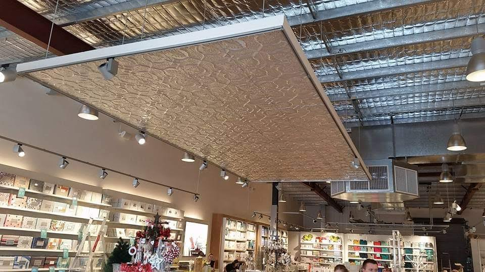 Newington Design Suspended Ceiling