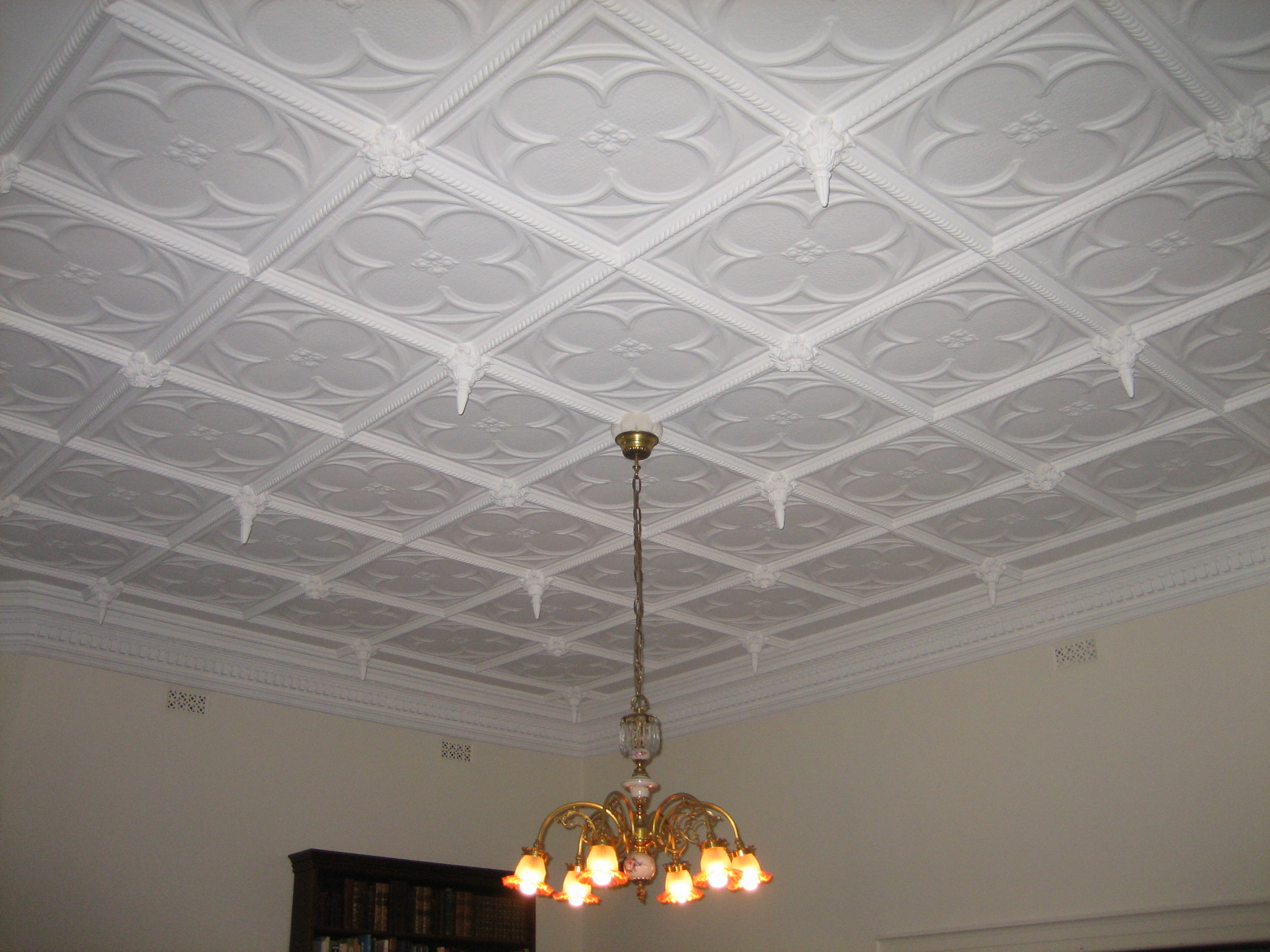 St Catherine Design Ceiling