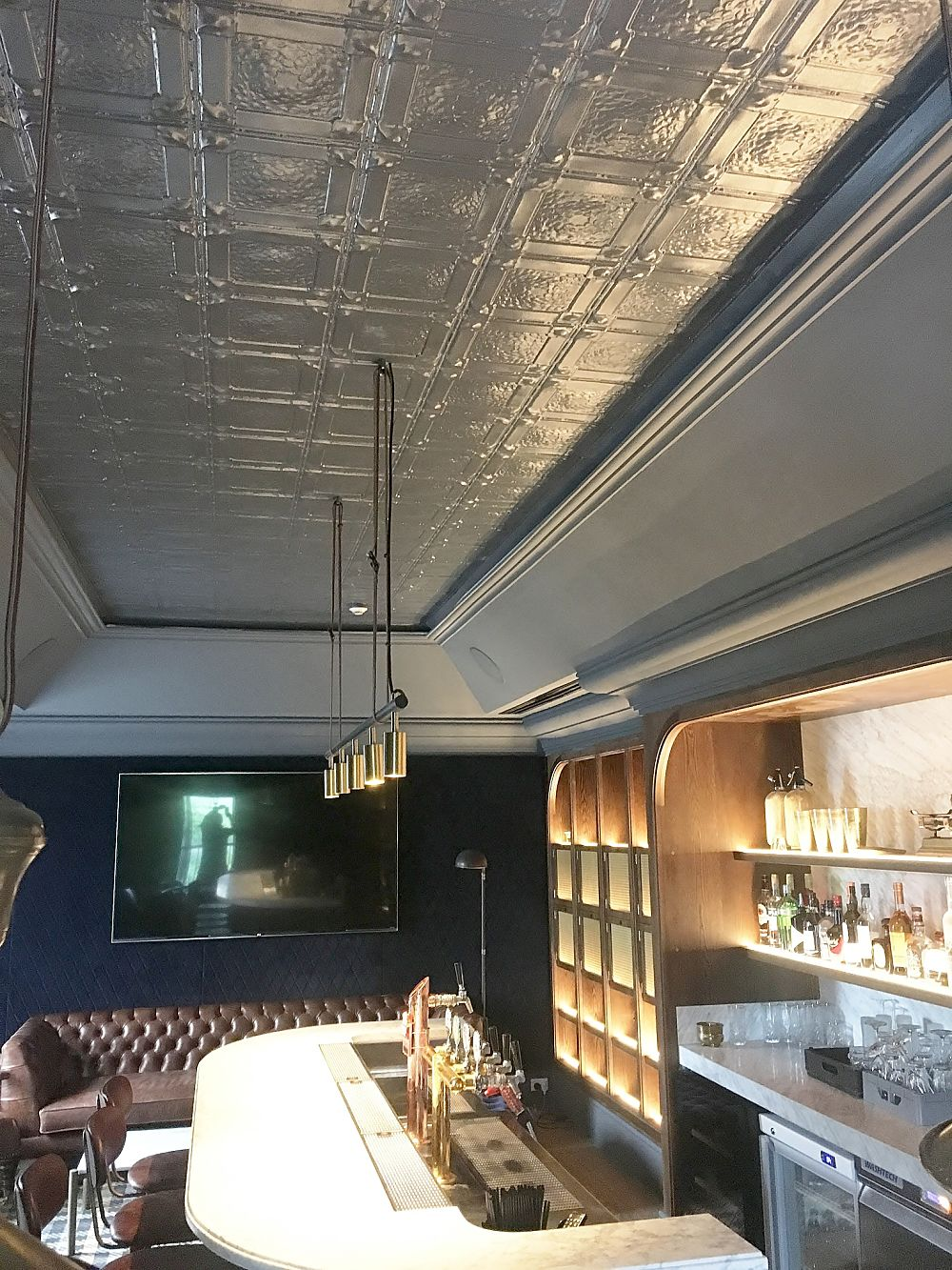 Canning Design Ceiling